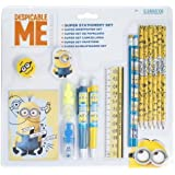 Official Despicable Me Minions - Super Stationery Set (16 piece)