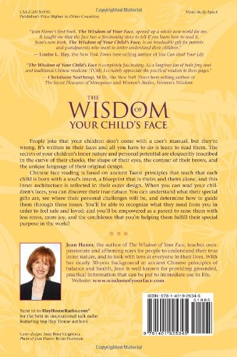 The Wisdom of Your Child's Face: Discover Your Child's True Nature with Chinese Face Reading