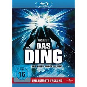 Ding aus Einer Anderen Welt [Blu-ray] [Import allemand]