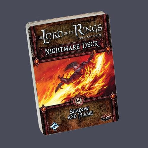 Lord of the Rings: Shadow and Flame Nightmare Deck
