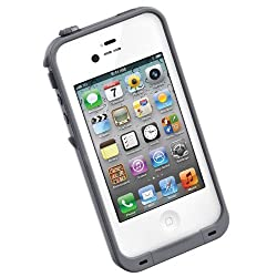 LifeProof iPhone 4/4S Case White/Grey