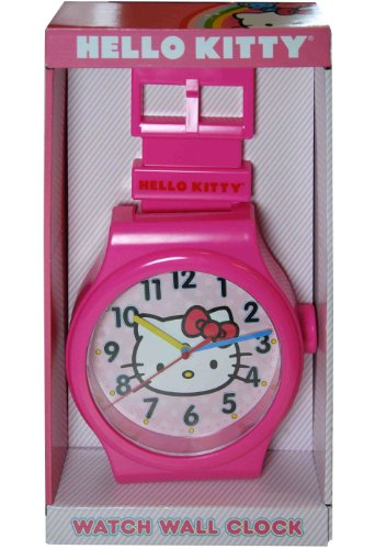 Hello Kitty Wall Clock 2015 S Top Unique Inspirational Gifts