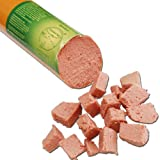 Bild: HundeLeberwurst minimal ganz bestimmte Gewürze und Salz 5 x 200g