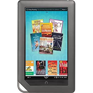 Nook Tablet, Amazon's Kindle Fire, amazon kindle