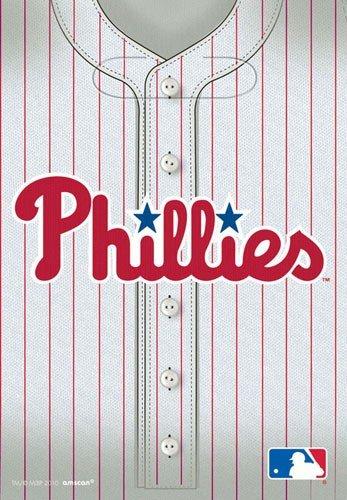 Phillies Loot Bags Package of 8