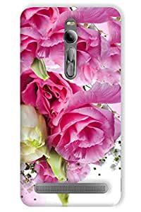 IndiaRangDe Case For Asus ZenFone 2 (Printed Back Cover)