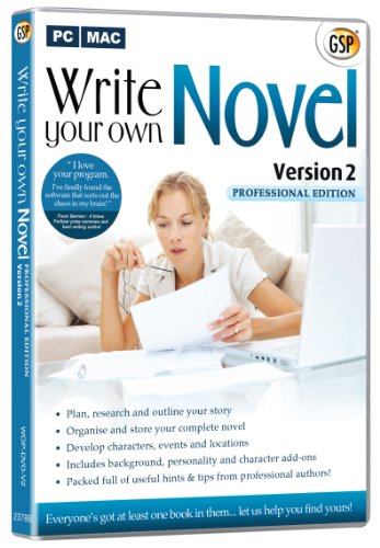 Write Your Own Novel Professional Version 2 (PC)
