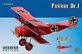 Eduard Kits Plástico 8492 - Modelo Kit Fokker Dr.I