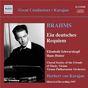 Brahms - Ein Deutsches Requiem - Amazon.com Music