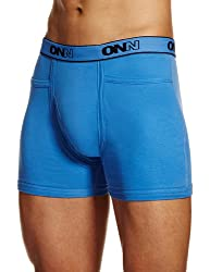 ONN Premium Wear Men's Cotton Trunks (BD356085_Sky Blue_M )