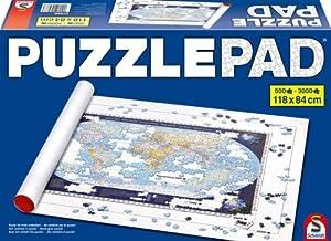 Schmidt Spiele 57988 - Puzzle Pad für Puzzles bis 3000 Teile