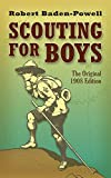 img - for Scouting for Boys: The Original 1908 Edition (Dover Books on Sports and Popular Recreations) book / textbook / text book