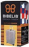 [ビブリブ] Bibelib スーツケースカバー 5068001 01 01 (トリコロール)