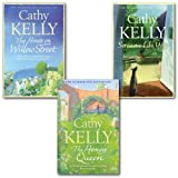 Cathy Kelly Cathy Kelly Collection 3 Books Set, (Someone Like You, The House on Willow Street and [hardback] The Honey Queen)