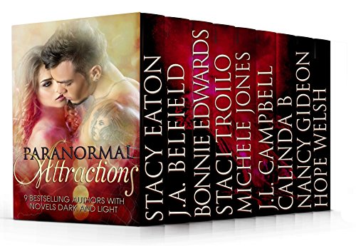Paranormal Attractions: A Boxed Set of 9 Steamy Romances