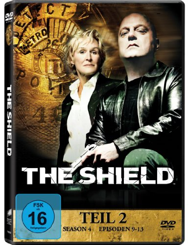 The Shield - Season 4, Vol.2 [2 DVDs]