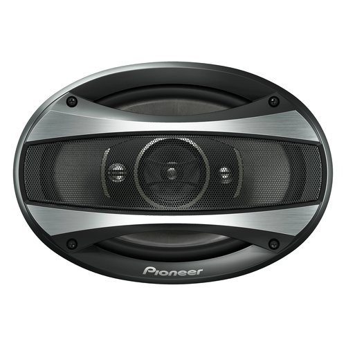 Pioneer Tsg974M 6 X 9 Inches 4-Way Car Audio Speakers, Pair