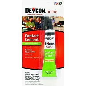 Du-Bro S-180 1 oz Devcon Contact Cement Tube