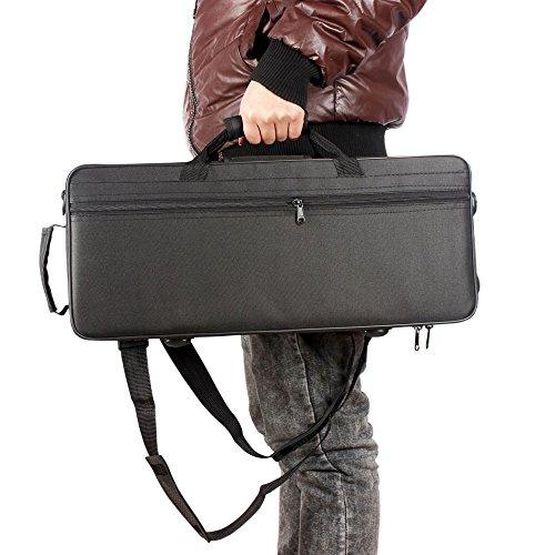 Strumento InFlagen (TM)-Custodia per tromba, Zaino e custodia Oxford con materiale tracolla regolabile