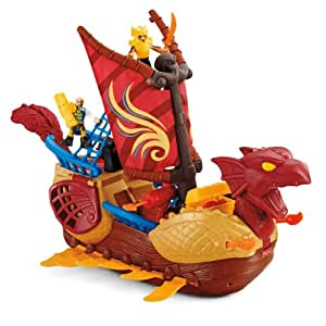 Fisher-Price Imaginext Serpent Pirate Ship