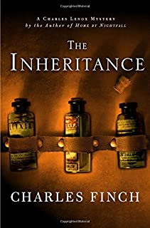 Book Cover: The Inheritance.