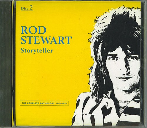 Rod Stewart - Storyteller: The Complete Anthology [Disc 2] - Zortam Music