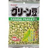 【ケース販売】グリーン豆 115g×12袋