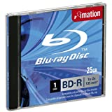Imation Blu-ray Disc-RW 25GB Jewel 1 Pack