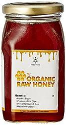 Vedic Delite Organic Raw Honey, 500g