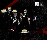 【Amazon.co.jp限定】 K Blu-ray BOX (期間限定版)(アニメイラスト使用CD収納ケース付)