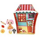 Mini Lalaloopsy Sugar and Spice Doll - Cherry Crisp Crust