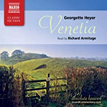 Venetia | Livre audio Auteur(s) : Georgette Heyer Narrateur(s) : Richard Armitage