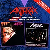 Anthrax Fistful of Metal/Armed and Dangerous
