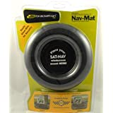 NAV-MAT - DASH MOUNT FOR PORTABLE SATELLITE NAVIGATION - Licensed by the Association of Chief Police Officers as an Official Police Security Initiative approval - UK Specification - See our advert in the Sunday Timesby Southmid Products Nav-Mat