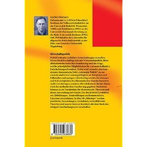 Wirtschaftspolitik: Allokation und kollektive Entscheidung (Springer-Lehrbuch) (German Edi