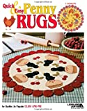 Quick & Easy Penny Rugs  (Leisure Arts #3635)