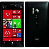 Nokia Lumia 928 32GB Verizon & Unlocked GSM 4G LTE Windows Smartphone W/ 8MP Carl Zeiss Optics Camera - Black