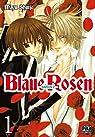 Blaue Rosen saison 2, tome 1 par Shinjo