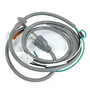 lg washing machine power cord