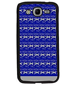 PrintDhaba The Doctor Pattern D-1075 Back Case Cover for SAMSUNG GALAXY MEGA 5.8 (Multi-Coloured)