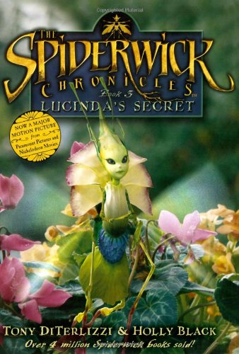 Image of Lucinda's Secret: Movie Tie-in Edition (The Spiderwick Chronicles)