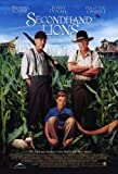Secondhand Lions 11 x 17 Movie Poster - Style A