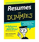 img - for Resumes for Dummies [ RESUMES FOR DUMMIES ]Kennedy, Joyce Lain(Author) on 01-01-2007 book / textbook / text book
