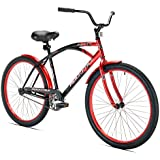 Kent Rockvale Men's Cruiser Bike (18.5-Inch Frame)