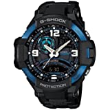 Casio G-Shock GA1000-2B Master of Gravity Stylish Black / One Size Men's Watch