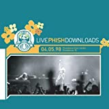 LivePhish 04/05/98 by JEMP Records (2005-07-19)