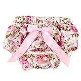 Masione Cute Baby Girls Pettiskirt Ruffle Panties Briefs Bloomer Diaper Cover