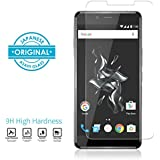OnePlus X Mivi Military Grade Anti-Scratch Tempered Glass Screen Guard (0.3mm, Clear)