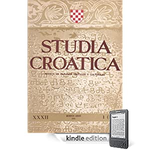Studia Croatica - nmero 120 - 1991 (Spanish Edition)