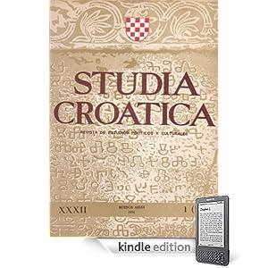 Studia Croatica - número 120 - 1991 (Spanish Edition)